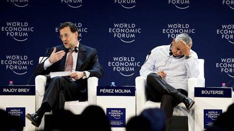 Rajoy, en la edición latinoamericana del Foro Económico Mundial