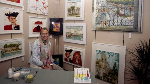 La Feria de Arteis Aplicadas busca compradores