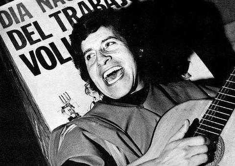 La muerte de Jara fue un símbolo de la brutalidad de Pinochet
