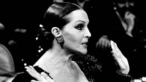 Sara Montiel, en una foto de archivo