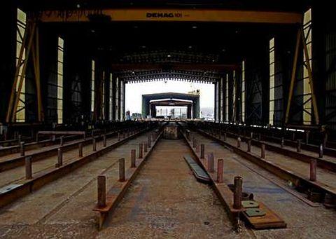 El acuerdo con Pemex resulta vital para devolver la actividad a los astilleros.