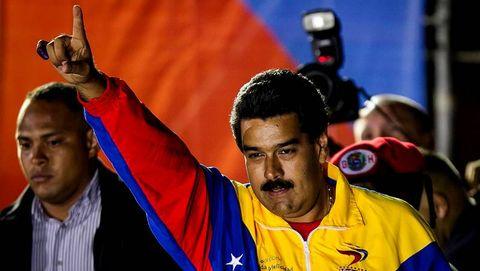 Maduro proclama su triunfo