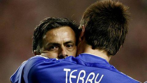 Mourinho, en su anterior etapa en el Chelsea