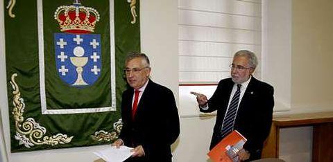García Iglesias explicó la procedencia del remanente que permite mantener hoy la obra social de la institución.