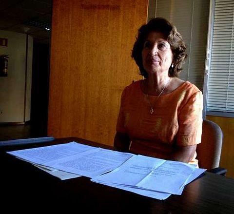 María del Carmen Baciredo lleva cuatro años esperando.