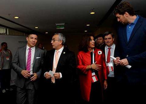 La delegación española comenzará a presentar su candidatura a las cinco de la tarde, hora peninsular.