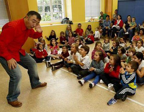 Santi Prego estará o xoves na Biblioteca Nós