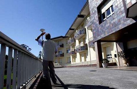 La residencia de San Marcos admite a personas válidas y dependientes y es la que tiene más plazas.