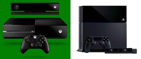 PlayStation VS XBox One