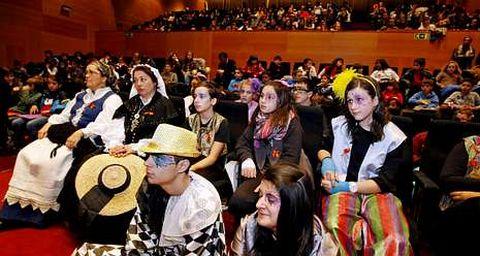 Más de 150 alumnos y profesores participan desde ayer y hasta hoy en el encuentro.