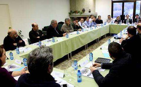 El comité de GandAgro sigue perfilando el progama del salón.