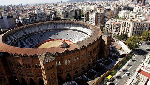 Vista general de la Monumental de Barcelona