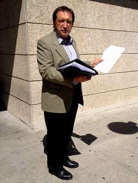 Manuel Estévez, en una imagen de archivo
