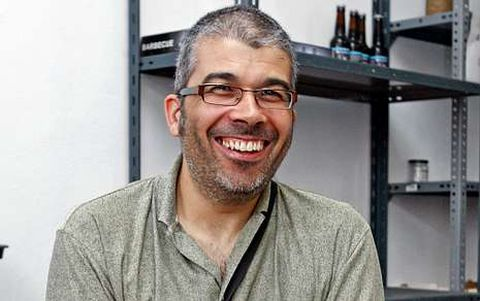 Ramón Carmelo é diretivo de Amarante e colabora con diferentes onegués de Pontevedra.