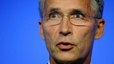 El nuevo secretario general de la OTAN, Jens Stoltenberg.