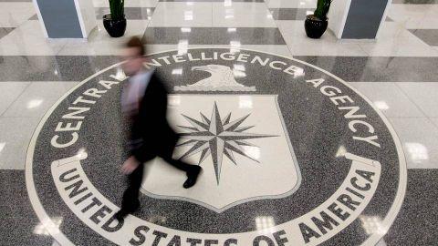 Sede de la CIA en Virginia