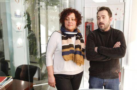 Jesús Covas y Cristina Palacios saben que su hija es transexual desde hace ocho años.