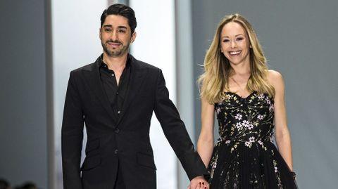 Los diseñadores australianos Tamara Ralph y Michael Russo.