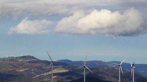 Galicia es la cuarta comunidad con más megavatios eólicos instalados por detrás de Castilla y León, La Mancha y Andalucía.