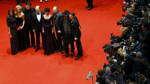 Miembros del jurado de la Berlinale