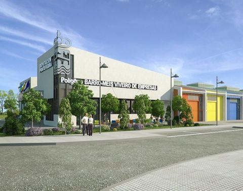 En Barro-Meis se instalará también un vivero de empresas.