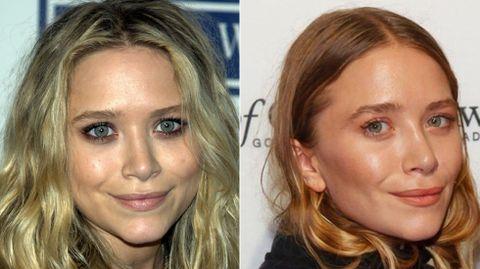 La actriz y diseñadora americana Mary-Kate Olsen