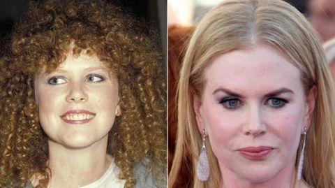 El impresionante cambio de Nicole Kidman