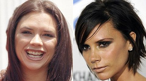 La ex Spice Girl Victoria Beckham