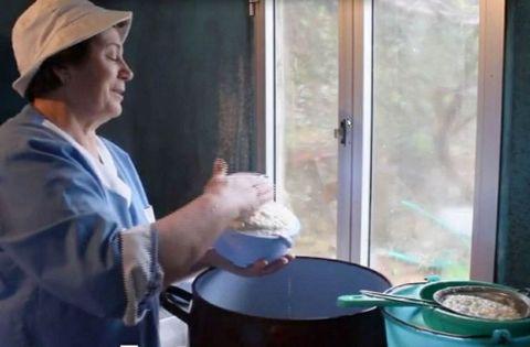 Concha é unha das protagonistas da cinta sobre as queixeiras.