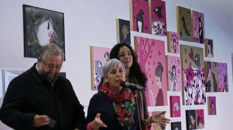 Actos en Lugo por el Día Internacional de la Mujer.