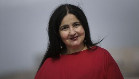«Si no fuera por mi discapacidad, estaría en el paro», afirma la actriz Adela Estévez.