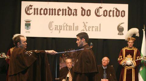 En el 2005 fue distinguido como comendador en la Feira do Cocido de Lalín.