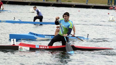 Campeonato de España (2010).