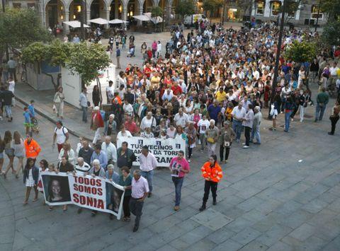 El próximo 18 de agosto se cumplirán cinco años de la desaparición de Sonia Iglesias.
