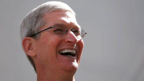 Tim Cook, cofundador de Apple.