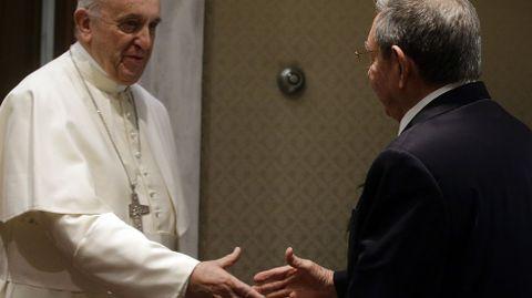 El papa Francisco visitará Cuba el próxima mes de septiembre.