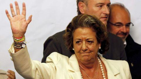 AYUNTAMIENTO DE VALENCIA. Rita Barberá no alcanzaría ni pactando los 19 concejales necesarios para gobernar.