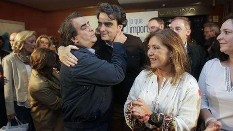 Carlos Negreira, tras asumir que no renovará la mayoría absoluta en A Coruña.