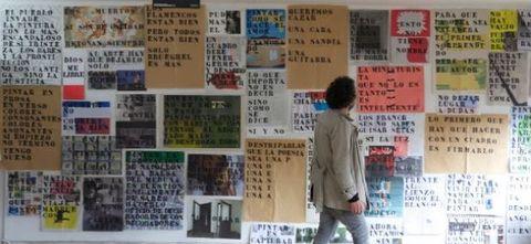 El artista lalinense Misha Bies Golas se suma a la plataforma «Curatorial Clube» con una acción en Lalín.