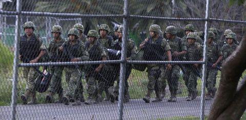 El Gobierno desplegó un operativo militar y policial con más de tres mil agentes en tres estados del país.