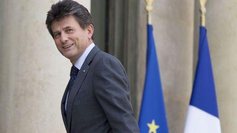 El presidente de la aseguradora Axa, Henri de Castries