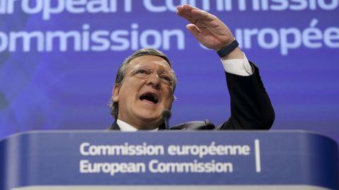 El ex presidente de la Comisión Europea, Jose Manuel Durao Barroso.