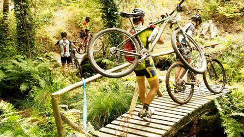 Carrera Ruta del Agua de Betanzos