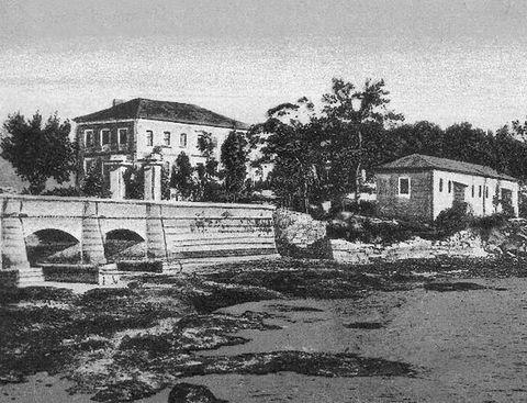 El lazareto que trajo nueva prosperidad a la ría de Vigo dejaría de utilizarse en el año 1923.