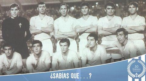 El partido de ida había tenido lugar en Balaídos dos semanas antes, el 15 de septiembre.