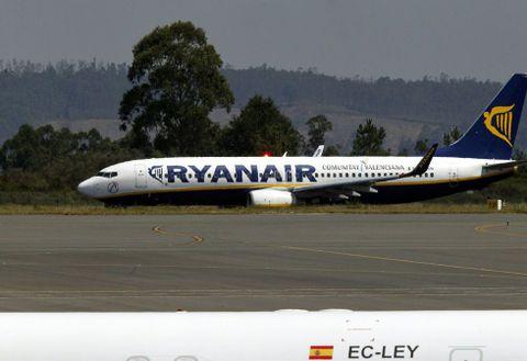 Ryanair mantiene por el momento los destinos que viene ofreciendo desde hace dos años.