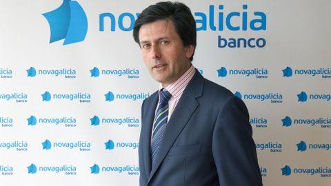 DOMINGO GONZÁLEZ MERA. ANTES: Director de riesgos en Novacaixagalicia y en Novagalicia. AHORA: Consultor en Galicia de Analistas Financieros Internacionales