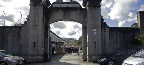 La fábrica de armas coruñesa contaba con una plantilla de 172 trabajadores cuando la cerró General Dynamics.