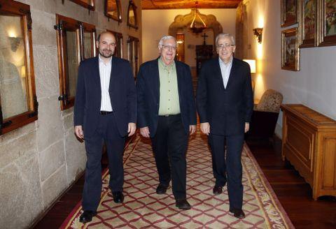 José Suárez, John Dagenais y López Alsina son artífices de la reconstrucción virtual de la Catedral.