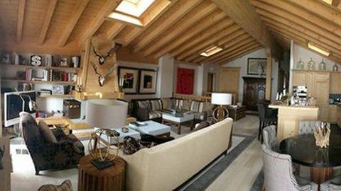 «The Royal», de 270 metros cuadrados, cuenta con cuatro habitaciones